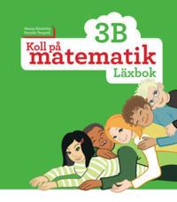 Koll på matematik 3B Läxbok