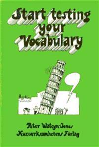 Start testing your vocabulary