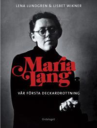 Maria Lang : vår första deckardrottning