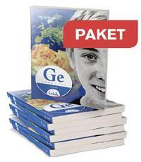 Gleerups Utkik 7-9 Geografi Paketerbj 10 ex