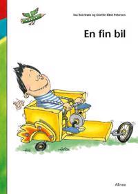 Bilde av Den Første Læsning 0. Kl. Lydret Fri Læsning, En Fin Bil