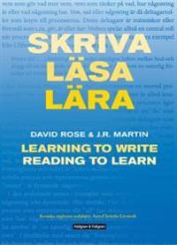 Skriva läsa lära