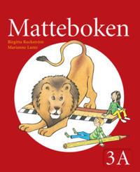 Matteboken Grundbok 3A