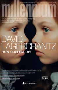 Bilde av bokomslaget til 'Hun som må dø'