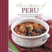 Bilde av Classic Recipes Of Peru