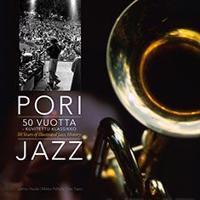 Bilde av Pori Jazz 50 Vuotta - Kuvitettu Klassikko - 50 Years Of Ilustrated Jazz History
