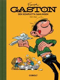 Gaston. Den kompletta samlingen Volym 1