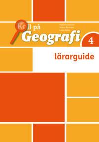 Koll på Geografi 4 Lärarhandledning