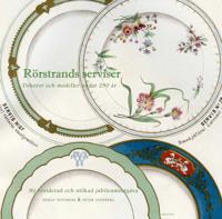 Rörstrands serviser : dekorer och modeller under 290 år