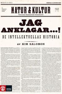 Jag anklagar : de intellektuellas historia