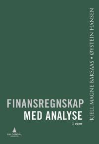 Bilde av Finansregnskap Med Analyse