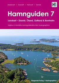 Hamnguiden 7 Landsort – Skanör Öland Gotland & Bornholm