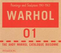 PHAIDON PRESS LTD The Andy Warhol Catalogue Raisonne, Paintings and Sculpture 1961-1963