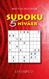 Sudoku : 5 nivåer