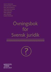 Övningsbok för Svensk juridik :