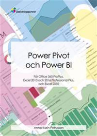 Power Pivot och Power BI