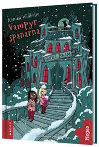 Vampyrspanarna (Bok+CD)