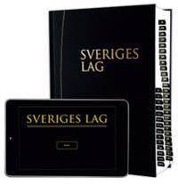 Sveriges Lag 2019 – (bok + digital produkt)