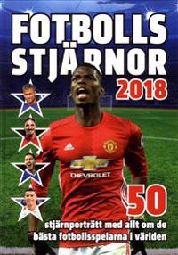 Fotbollsstjärnor 2018