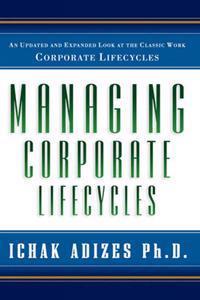 Bilde av Managing Corporate Lifecycles