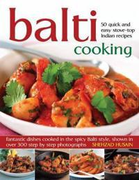 Bilde av Balti Cooking
