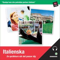Italiensk språkkurs – Grundkurs