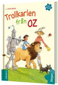 Trollkarlen från Oz (bok+CD)