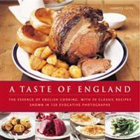 Bilde av A Taste Of England