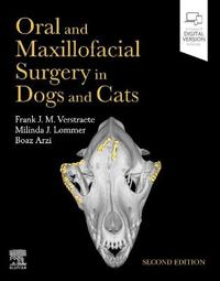 Elsevier Health Sciences Oral and Maxillofacial Surgery in Dogs and Cats
