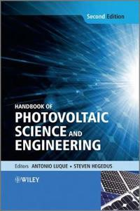 JOHN WILEY & SONS INC Handbook of Photovoltaic Science and Engineering