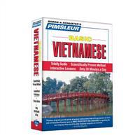 Pimsleur Vietnamese Basic Course – Level 1 Lessons 1-10 CD: Learn to Speak and Understand Vietnamese with Pimsleur Language Programs
