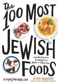 Bilde av The 100 Most Jewish Foods