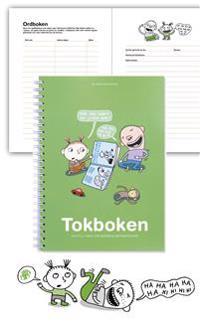 Tokboken : en fyll-i-bok för barnens betraktelser