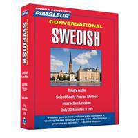 Pimsleur Swedish Conversational Course – Level 1 Lessons 1-16 CD: Learn to Speak and Understand Swedish with Pimsleur Language Programs