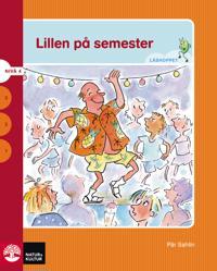 Läshoppet Nivå 4 – Lillen 2 4 titlar