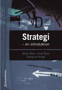 Strategi : en introduktion