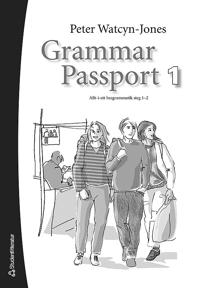 Grammar Passport 1 (10 pack)