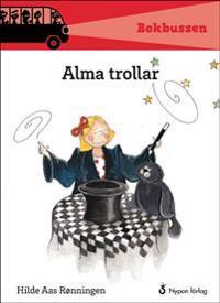 Alma trollar