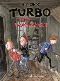 Turbo blir spökjägare (CD + bok)