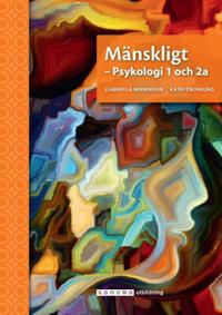 Mänskligt – Psykologi 1 och 2a