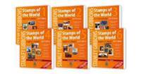 STANLEY GIBBONS LIMITED 2019 Stamps of the World Simplified Catalogue (Set of 6)