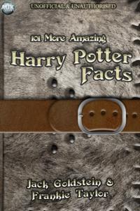 Bilde av 101 More Amazing Harry Potter Facts