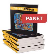 Gleerups Titano Teknik 10-pack