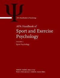 Bilde av Apa Handbook Of Sport And Exercise Psychology