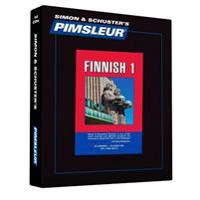 Pimsleur Finnish Level 1 CD: Learn to Speak and Understand Finnish with Pimsleur Language Programs