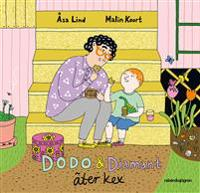 Dodo & Diamant äter kex