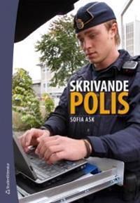 Skrivande polis