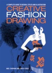 Bilde av Creative Fashion Drawing