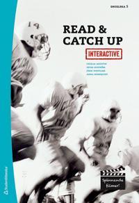Read & Catch Up Interactive Elevpaket – Digitalt + Tryckt – Inför engelska 5