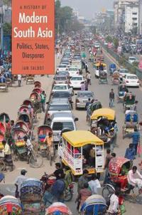 Bilde av A History Of Modern South Asia